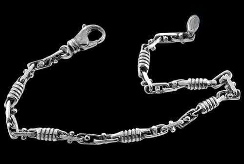 Platinum Spring and Bolt Chain