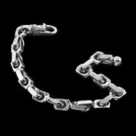 Platinum Bolt Chain