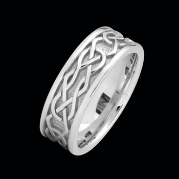 Platinum Handmade Celtic Band